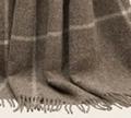 Плед из овечьей шерсти Дайна, арт. 0168
