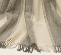 Плед из овечьей шерсти Дайна, арт. 0130