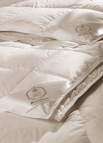 Пуховое одеяло Brinkhaus, BODY-LINE, летнее